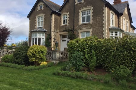 Langtry Country House B& B - Watchet - Bed & Breakfast