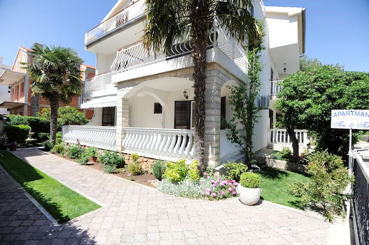 Apartment 60 meters from Beach (No.1)
