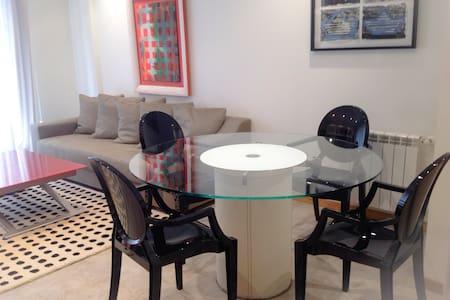 Precioso apartamento de diseño - Portonovo