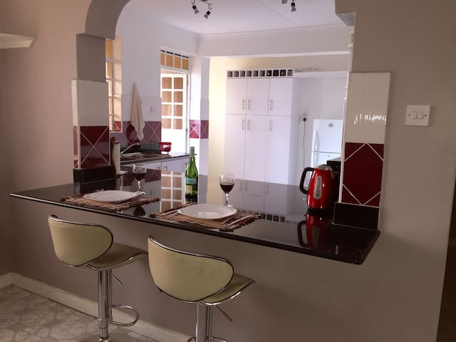 2 Bedroom 2 Bath Furnished Apartment in Nairobi - Nairobi - Apartment