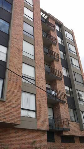 Apartamento, ubicado en  Chapinero Alto - Bogotá - Lägenhet