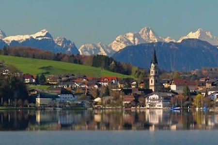 Salzburg Lakes Holiday Apartment - Mattsee