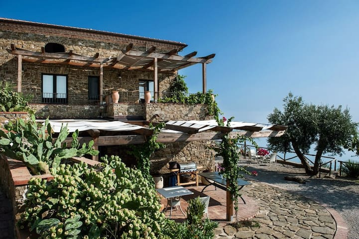 Casale Santa Rosalia ,Country House - San Mauro Cilento - Wikt i opierunek