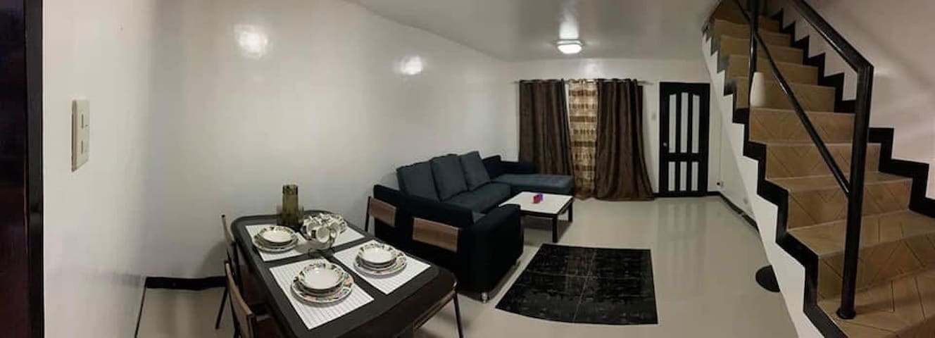 Townhouse for Rent 7 minutes to Clark Airport
