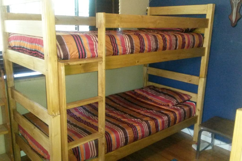 First Bunk Bed