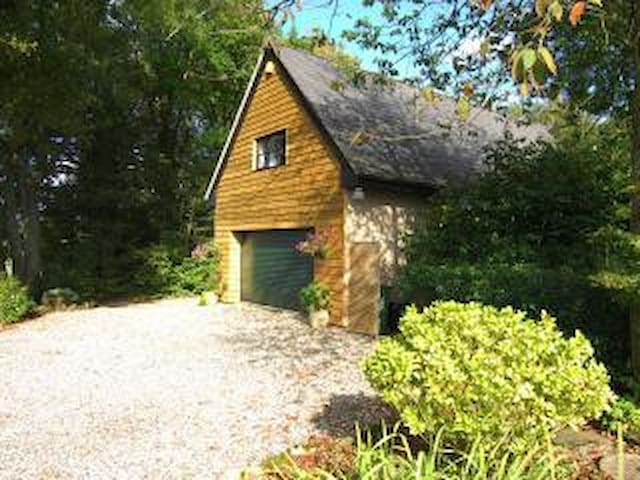 The Roost at Vine Tree..rural retreat for two - Ross-on-Wye - Byt