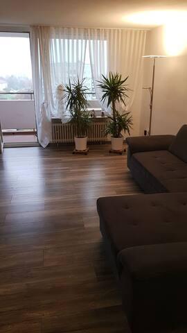 Ein Wünderschönes Appartement in Erlangen.