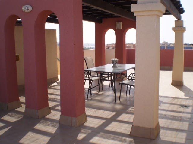 LB19 - Luxury 2 bedroom penthouse - El Ejido - Apartamento