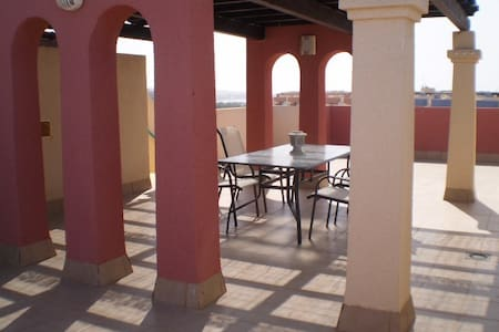 LB19 - Luxury 2 bedroom penthouse - El Ejido