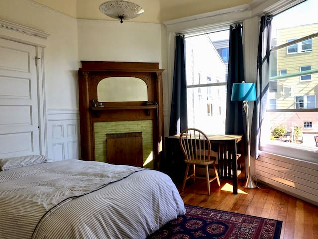 Big Bedroom in the Sunny Mission