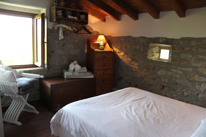 Tuscany romantic retreat close to Cinque Terre - Fivizzano - Appartement