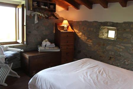 Tuscany romantic retreat close to Cinque Terre - Fivizzano - Wohnung