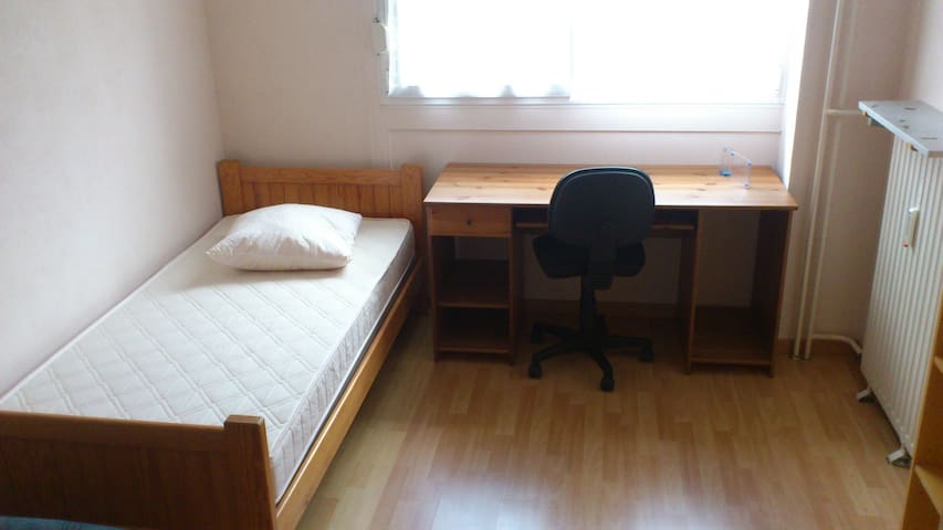 Chambre meublée 15 M2 a louer - Wittenheim - Departamento
