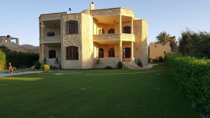 (Said Abstar villa) Country Villa,Fayoum,Tunis