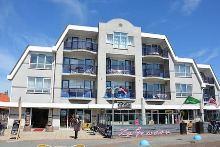 Appartement Pettenbeach - Petten - Apartemen