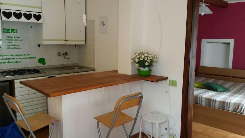 Grazioso bilocale in borgo ligure - Ranzi - Apartment