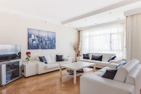 A Beautiful Flat in Great Location - Ankara