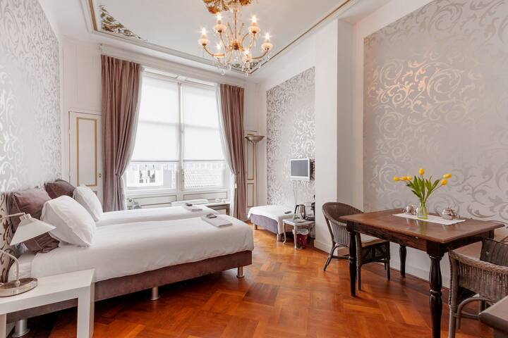 Traditional room in city centre - Almelo - Bed & Breakfast