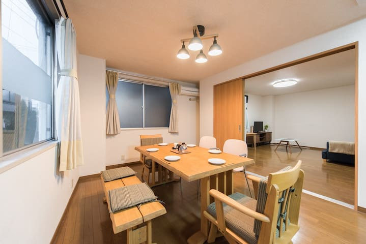 New!/5 minutes to Shinjuku/Max 10 ppl  #FE24 - Setagaya - Apartment