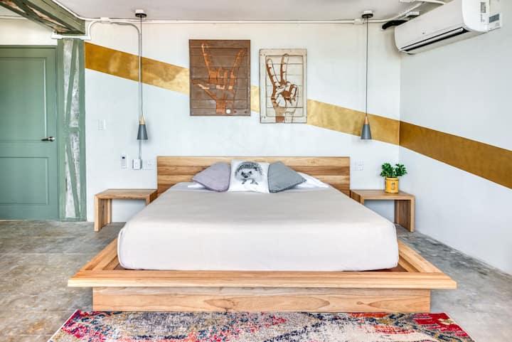 Suite Room at Selina Casco Viejo