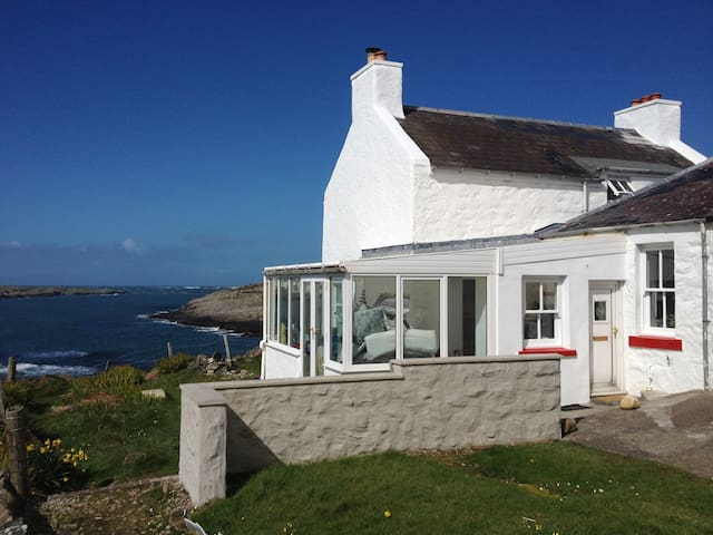 Picture-Postcard is Understatement! - Isle of Islay - Rumah