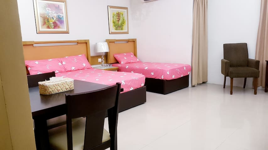 Bajet Hotel Khalifa Suite