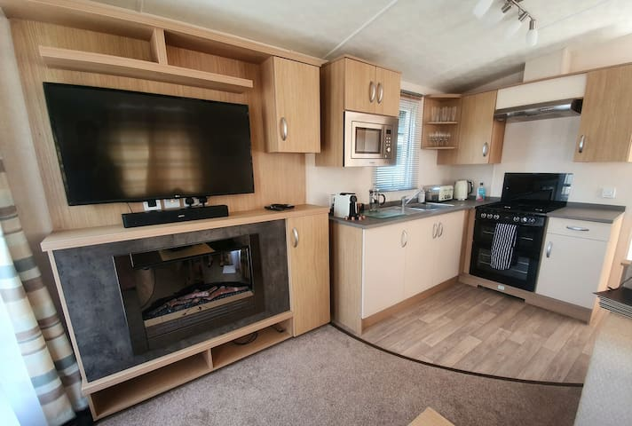 6 Berth 2019 Luxury cornish holiday let