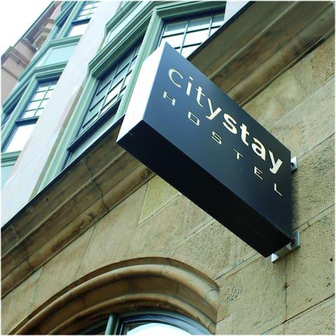 citystay Hostel - 1 Bett im 8-Bettzimmer