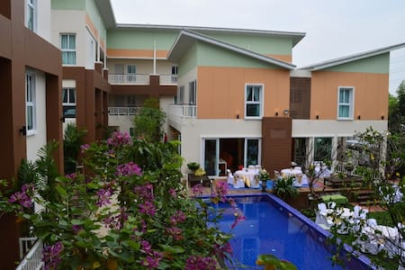 U-Tiny Boutique Home, Suvarnabhumi - Penzion (B&B)
