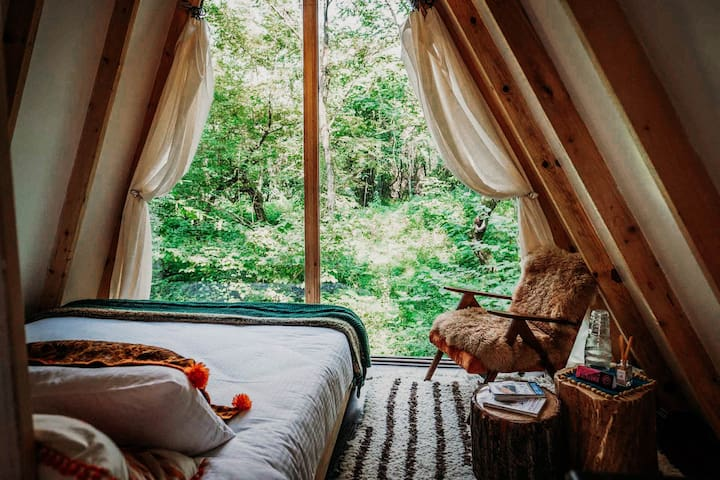 Casita Agua -  Duende Treehouses Hotel - Nat. Park