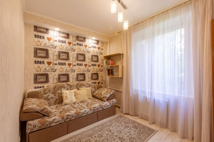 Комната 2 (маленькая комната)