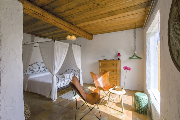 Las Mariposas-escape in the nature near Ibiza Town