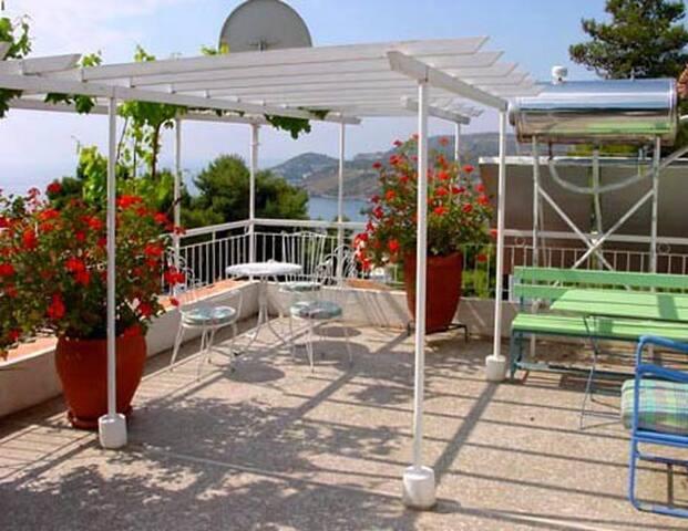 Villa Maria mit Seeblick