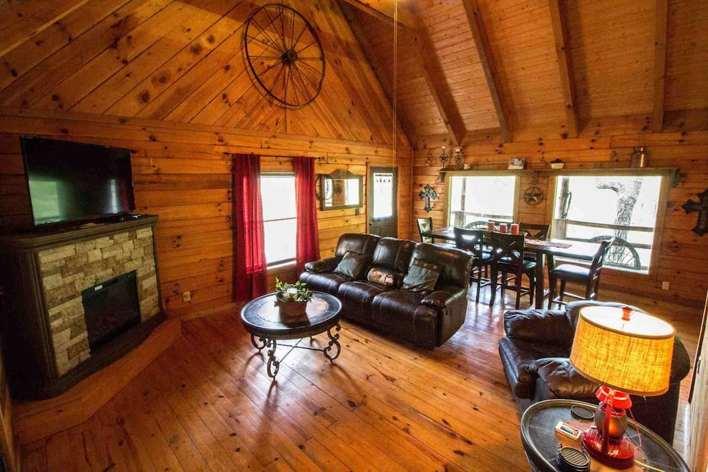 Welcome to Townsend Cabin #6, Mountain Star!