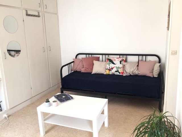 Studio calme et cozy (Paris 14ème)