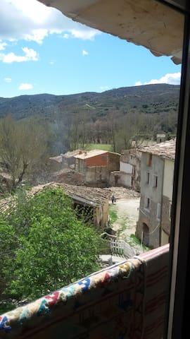 casa  en aldea  abandonada - Ambasaguas - Ház