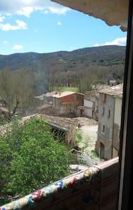 casa  en aldea  abandonada - Ambasaguas