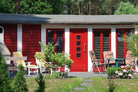 Haus mit schönem Seeblick + Boot - Krakow am See - Hus
