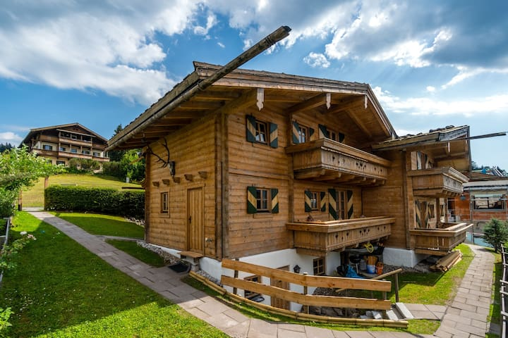 Beautiful Chalet in St Johann Tyrol with Private Terrace