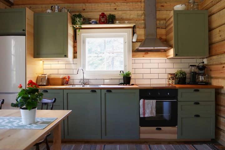 Brännskärs Cottage 1