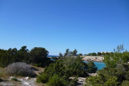 Apartamento Sol y Playa. Acceso a la playa - Puig d'en Valls