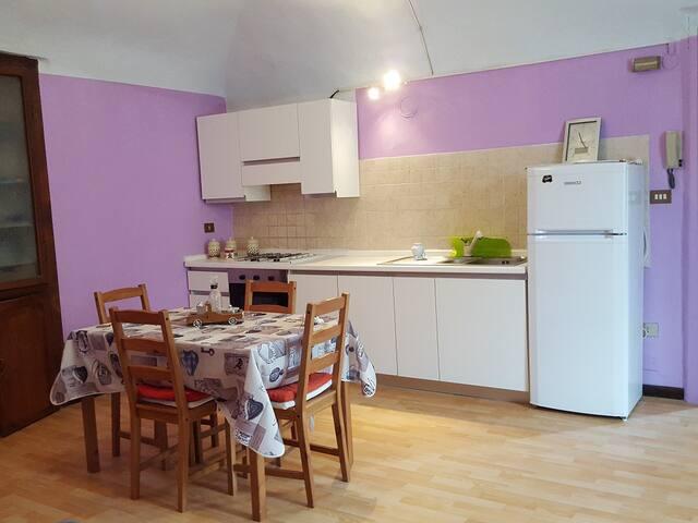 Appartamento in centro Varallo Sesia (VC)