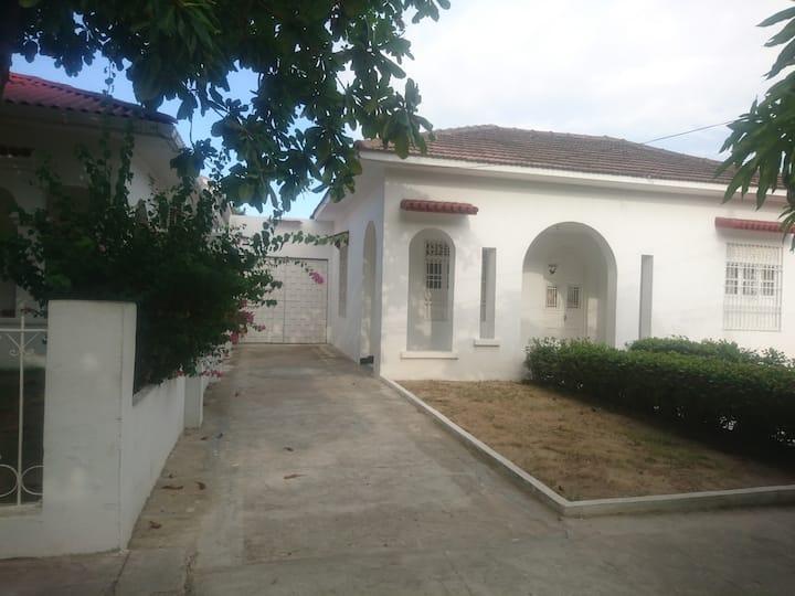 Habitación en casa colonial  para 1 persona