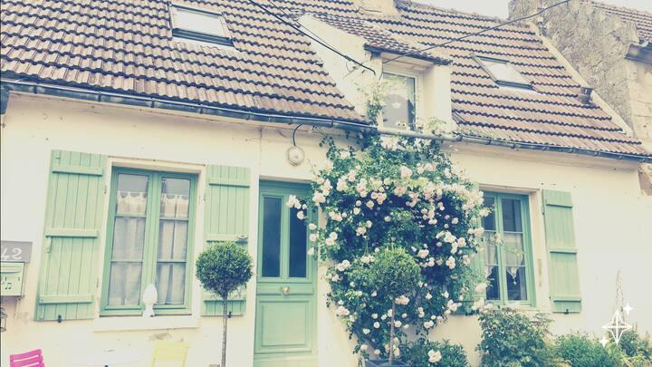 Le 42, Maison de charme à 15mn de Soissons.