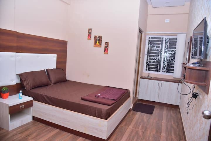 Family Friendly rooms for long stay in Bangalore