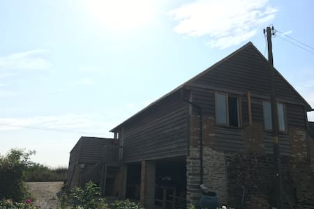 The Cart Loft - Private Apartment on farm in Rye - Peasmarsh - 公寓