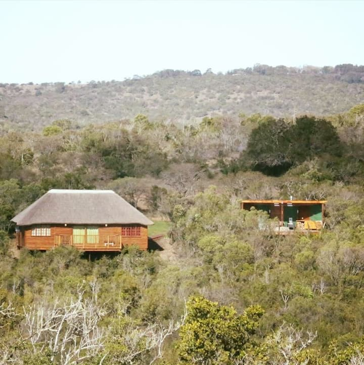 Horseshoe Game reserve cabin &1-6 yr old stay free