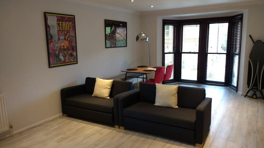 Contemporary feel in Cheltenham Town Centre