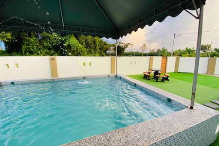 Asu Homestay with Private Pool (Muslim Only)