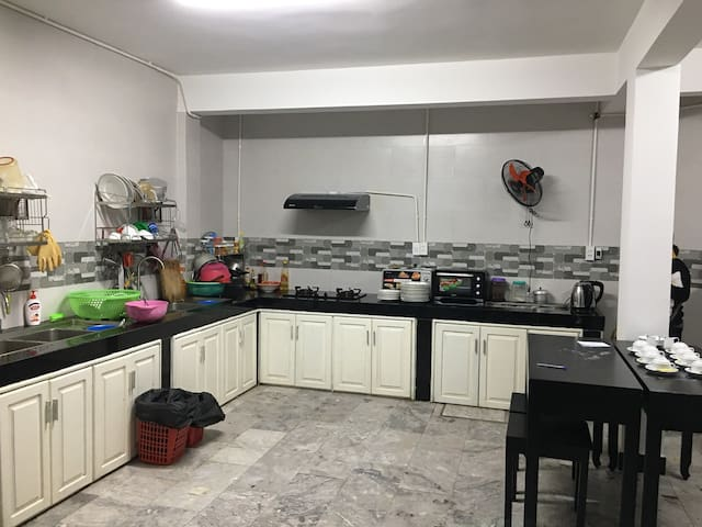 The General Kitchen in my place.